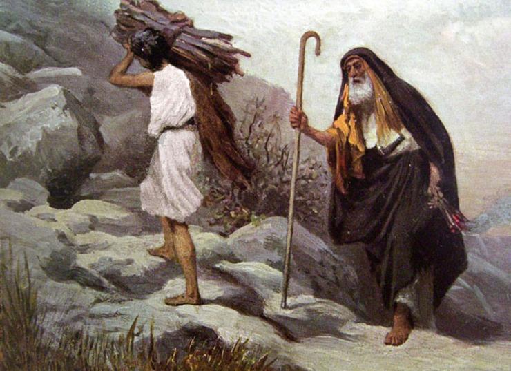 abraham isaac sacrifice